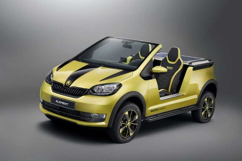 Skoda Electric beach buggy (4)
