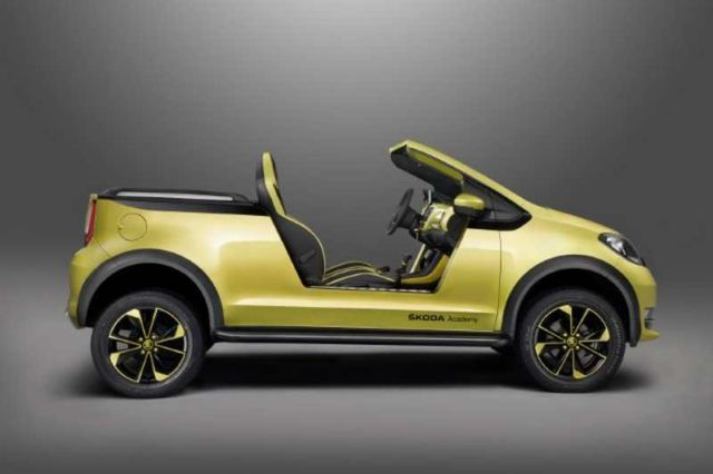 Skoda Electric beach buggy (3)
