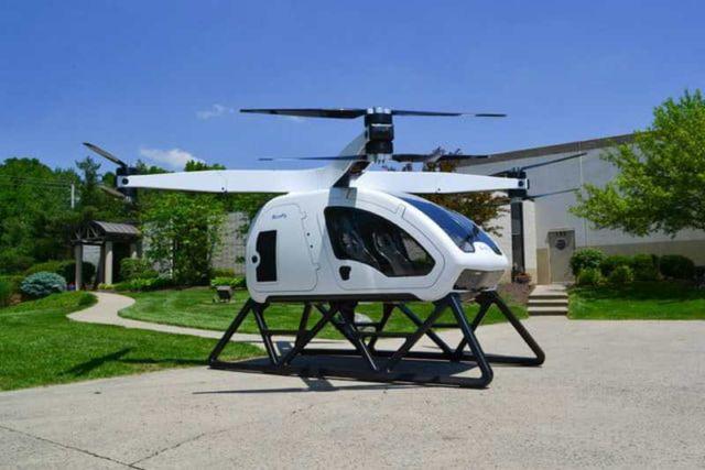 SureFly - a new Hybrid air taxi (3)