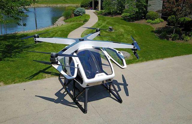 SureFly - a new Hybrid air taxi (1)