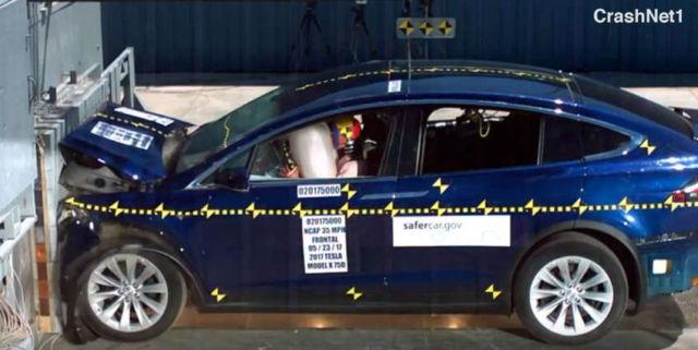 Tesla Model X is the Safest SUV on the market