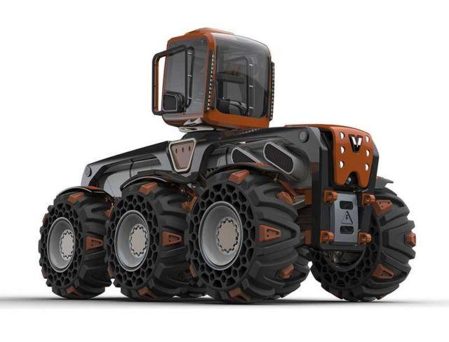 Triple V Tractor concept