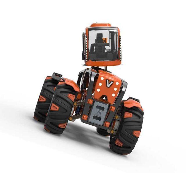 Triple V Tractor concept (4)