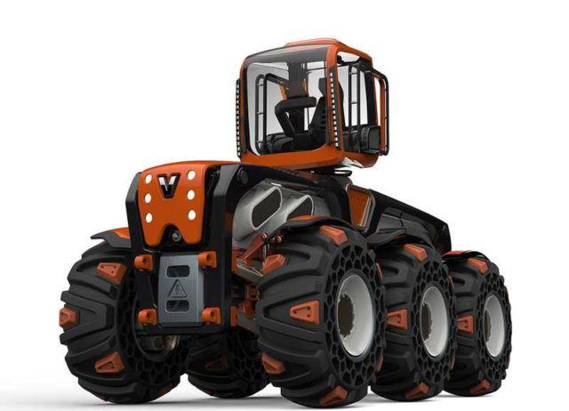 Triple V Tractor concept (3)