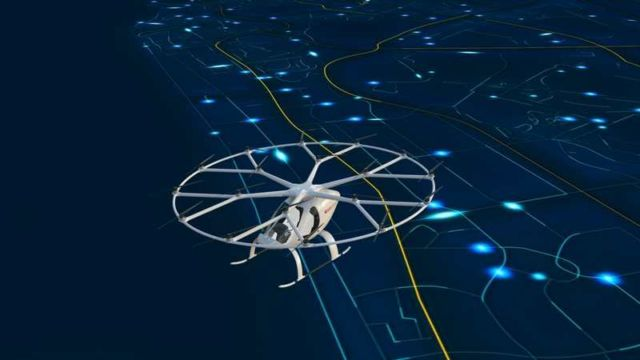 Volocopter as an Autonomous Air Taxi in Dubai (4)