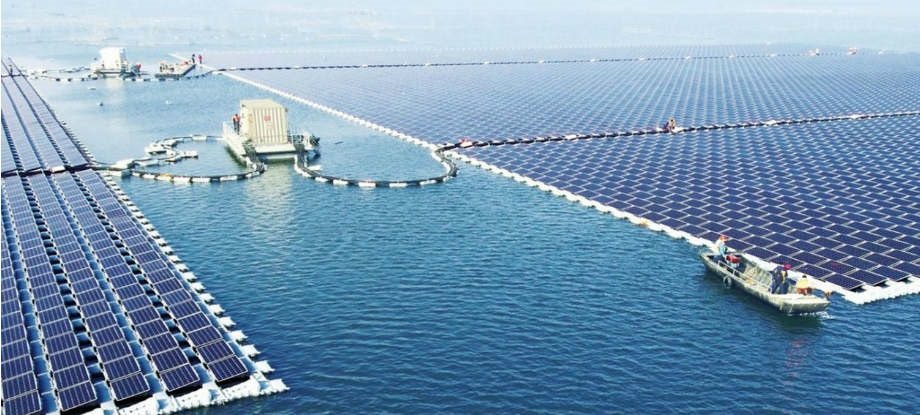 World's Largest Floating Solar Plant is now Online