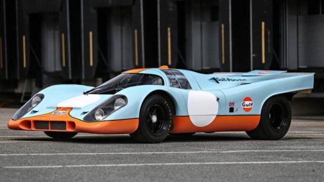 1970 Porsche 917K Le Mans