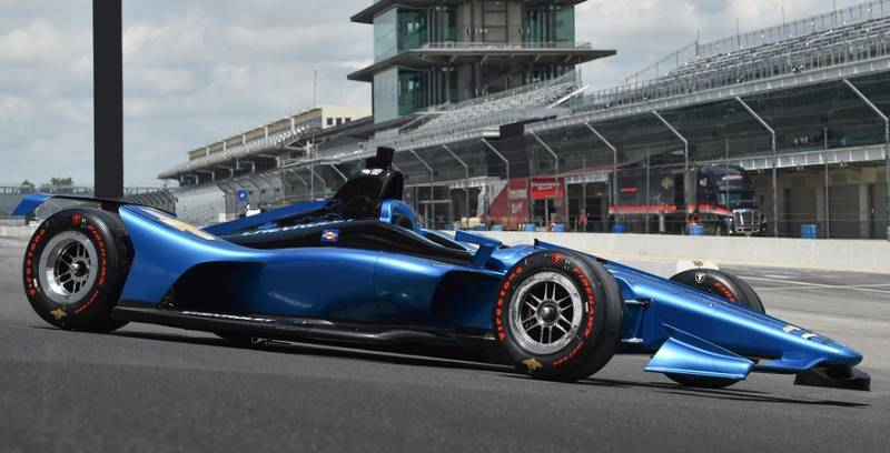 2018 IndyCar makes its official debut