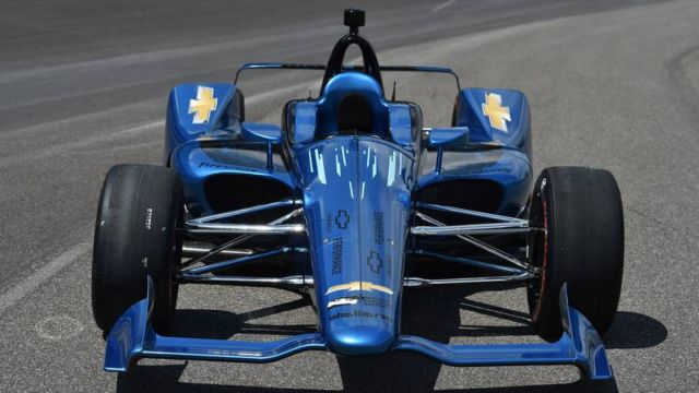 2018 IndyCar makes its official debut (9)