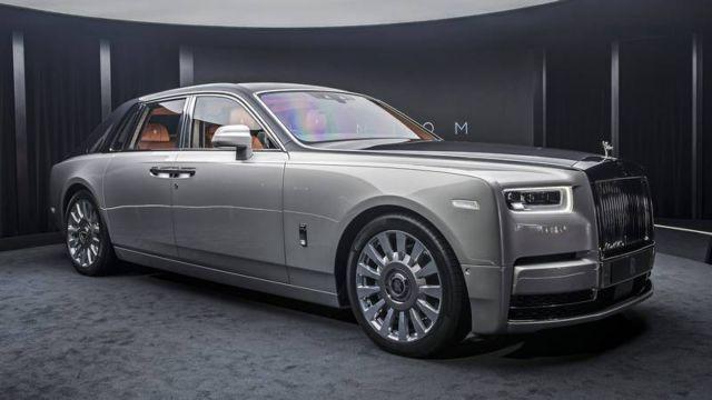 2018 Rolls-Royce Phantom VIII