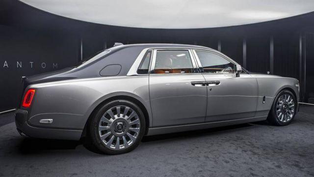 2018 Rolls-Royce Phantom VIII (9)