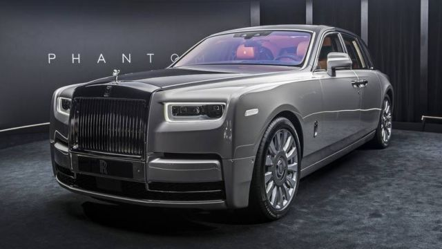 2018 Rolls-Royce Phantom VIII (8)