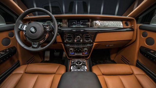 2018 Rolls-Royce Phantom VIII (6)