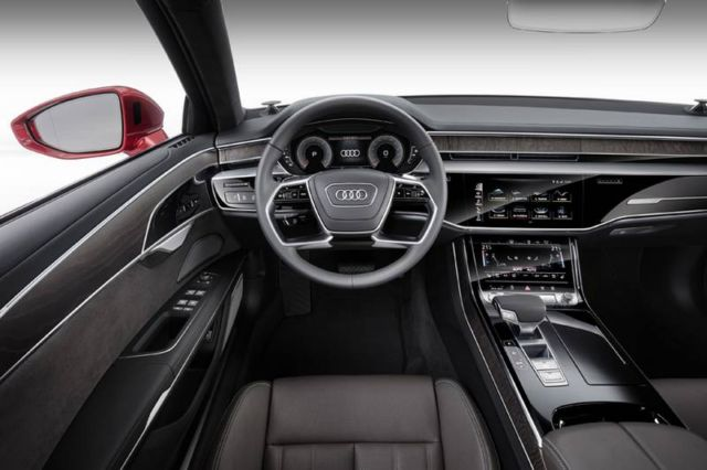 AUDI semi-autonomous A8 (9)