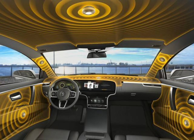 Continental Ac2ated innovative car audio technology