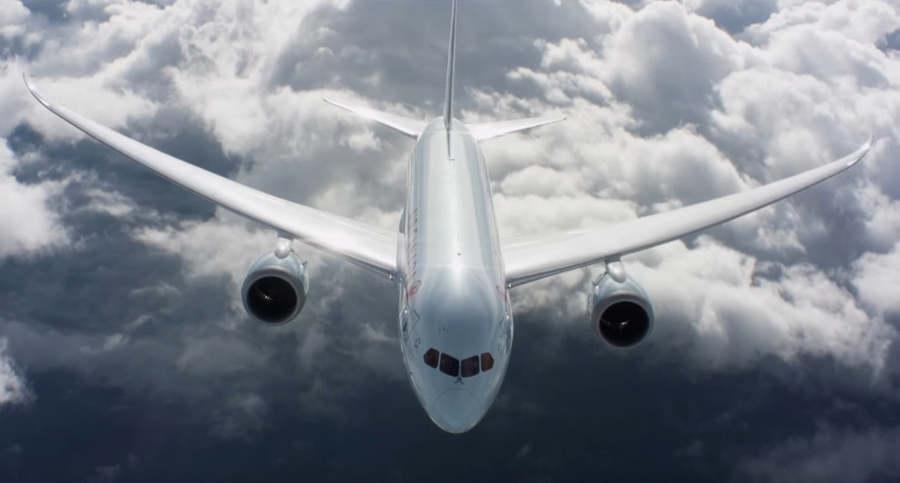 Air to Air Filming