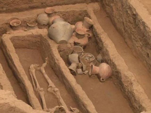 Archeologists find 5,000 year old Giants