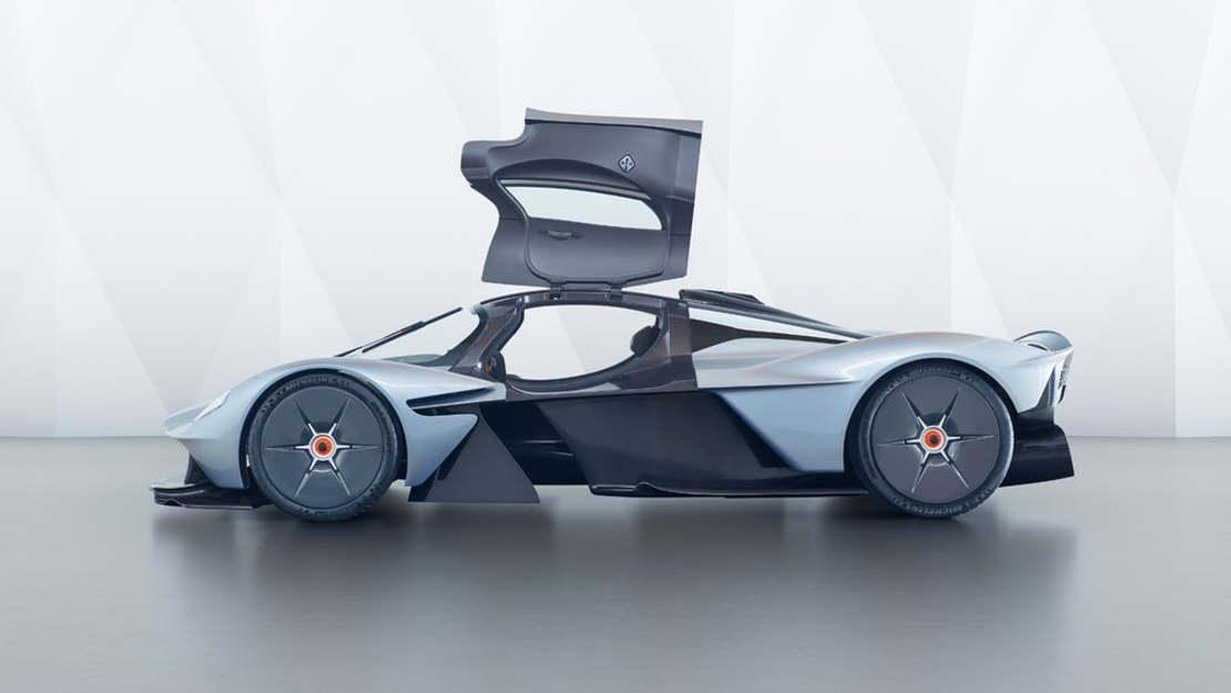 Aston Martin Valkyrie Hypercar (3)