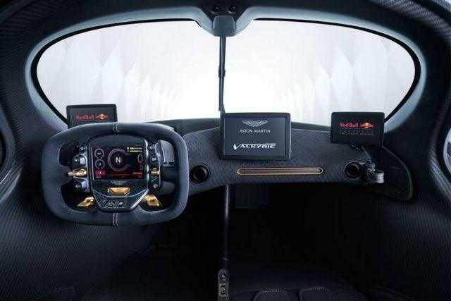Aston Martin Valkyrie Hypercar (5)
