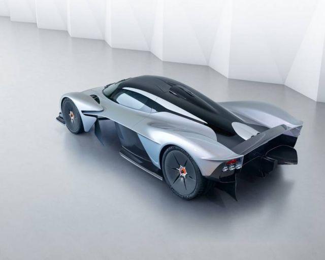 Aston Martin Valkyrie Hypercar (4)