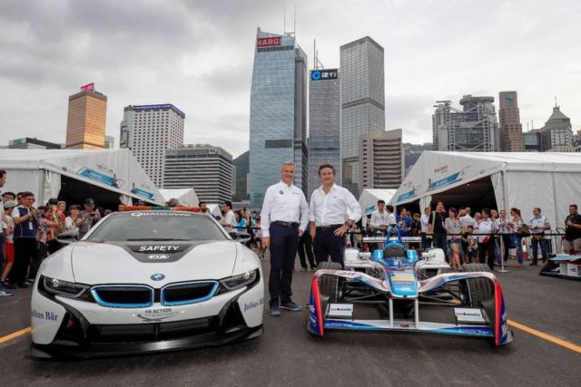 BMW confirms Formula E Championship entry