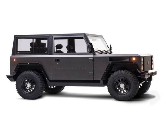 Bollinger B1 electric sport utility truck (5)