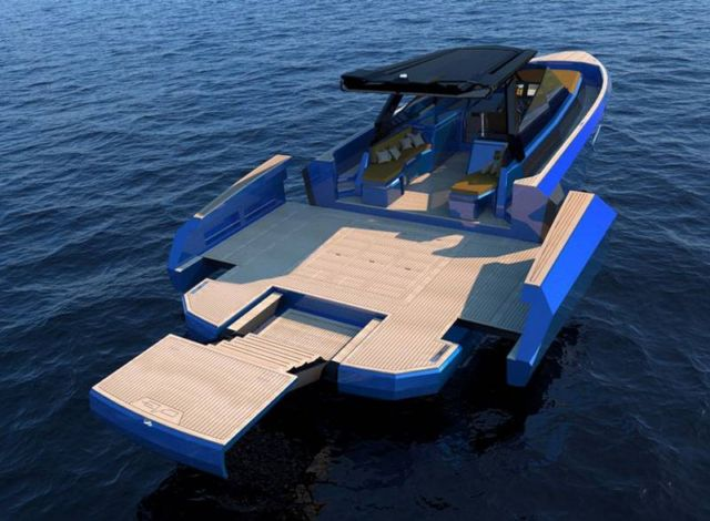 Evo WA Extendable Yacht