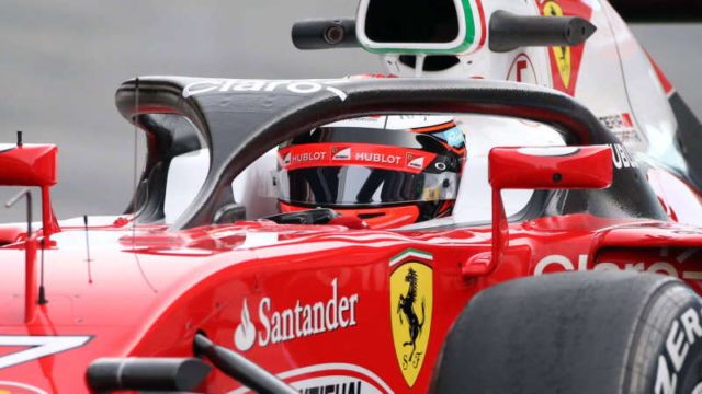 F1 will introduce the 'Halo' Driver Protection