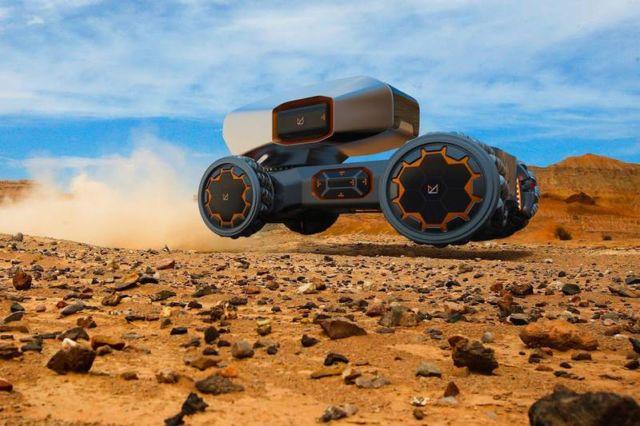 Lamborghini for Mars (3)