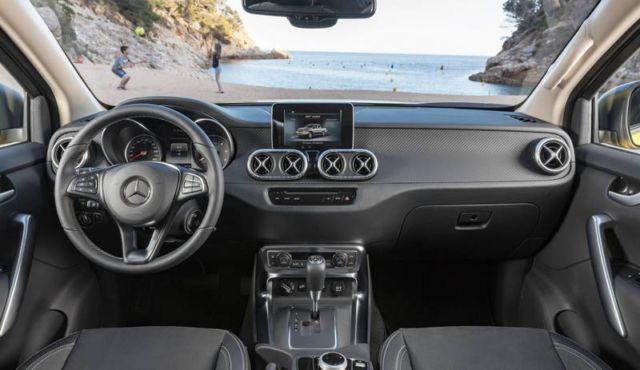 Mercedes-Benz X-Class (6)