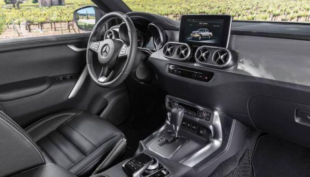 Mercedes-Benz X-Class (5)
