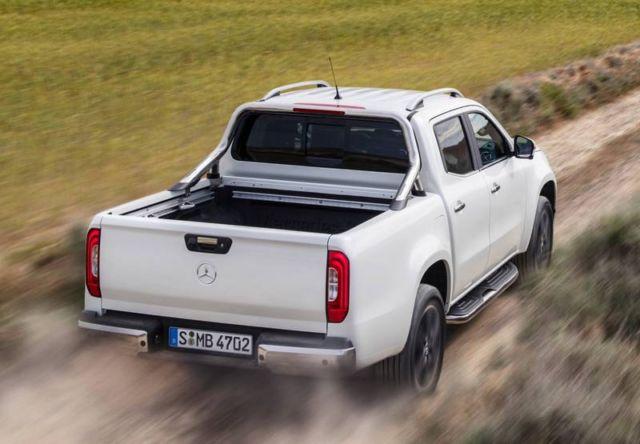 Mercedes-Benz X-Class (3)