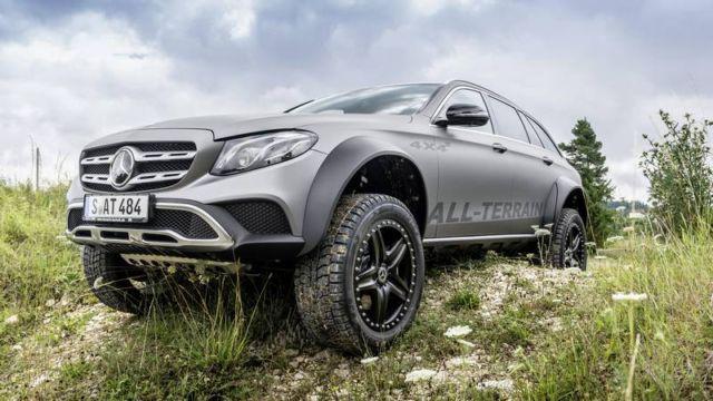 Mercedes E-Class All-Terrain 4×4 (6)