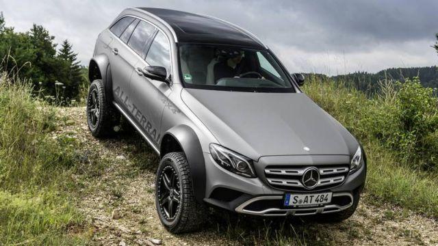 Mercedes E-Class All-Terrain 4×4 (4)