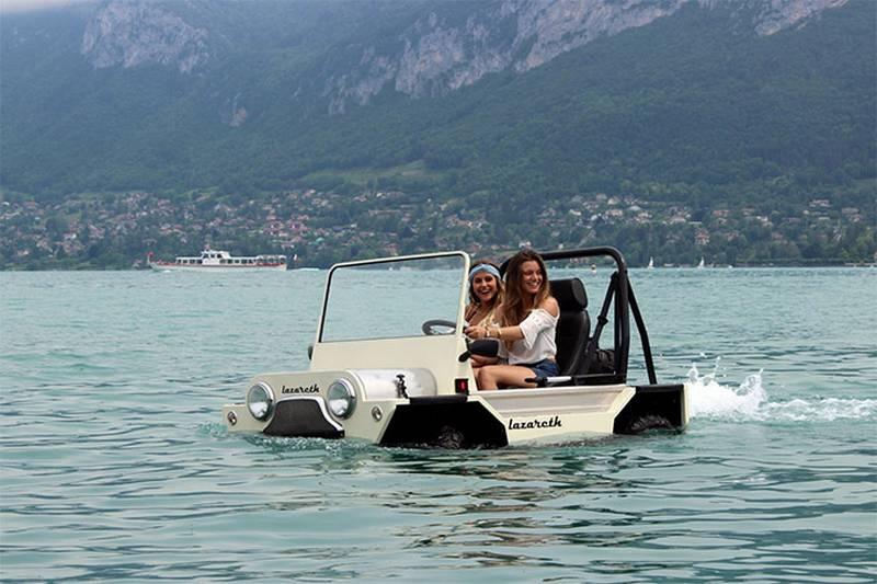 Mini Moke Amphibious Lazareth (7)