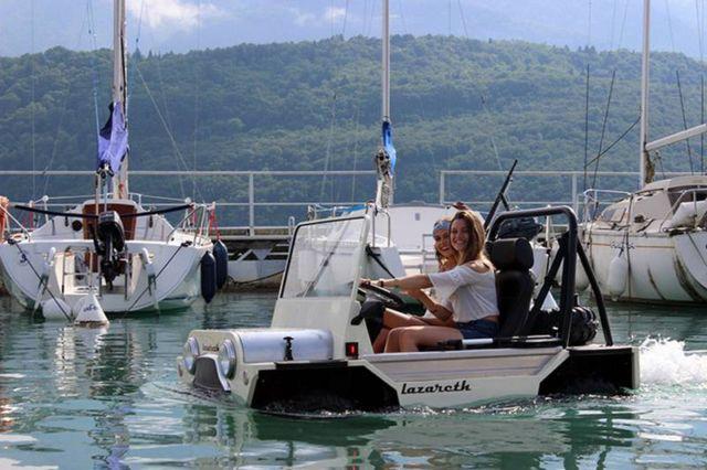 Mini Moke Amphibious Lazareth (4)