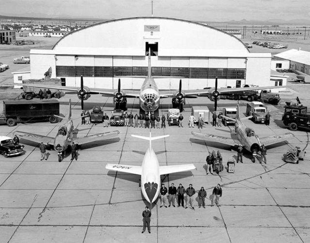NASA Uploads Rare Aircraft Films to YouTube