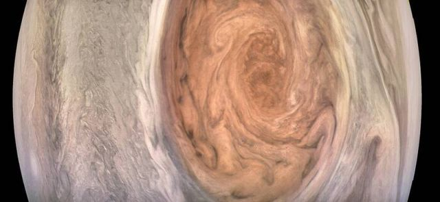 NASA's best look yet at Jupiter's Great Red Spot (5)