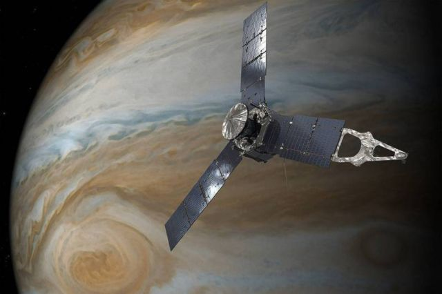 NASA's best look yet at Jupiter's Great Red Spot (3)