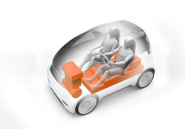 PIX Short Electric Urban Vehicle (2)
