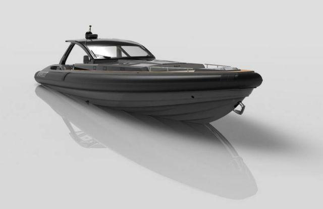 Pirelli 1900 super RIB speedboat (3)