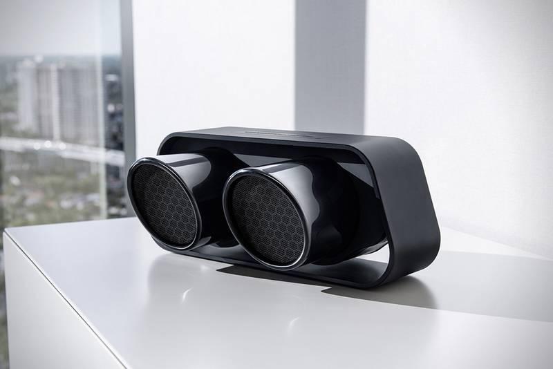 Porsche 911 GT3 Speaker (4)