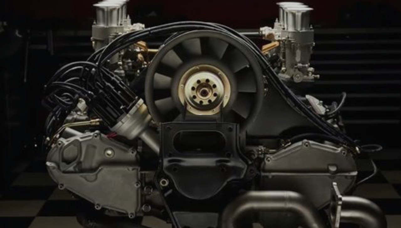 Porsche Engine Assembly 2.5 SRT