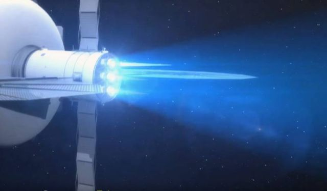 Possible Speed of Light Propulsion?