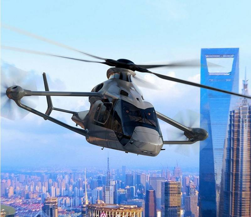 Airbus Racer Helicopter (5)