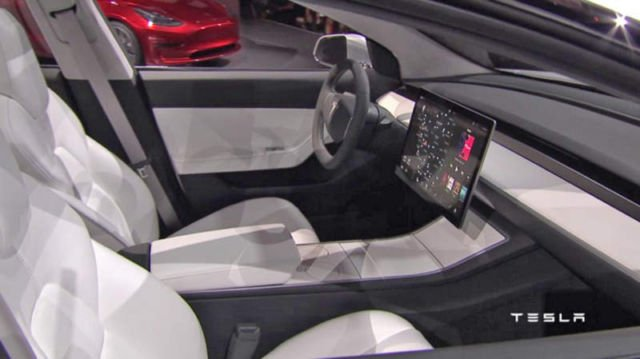 Tesla Model 3 will start delivery