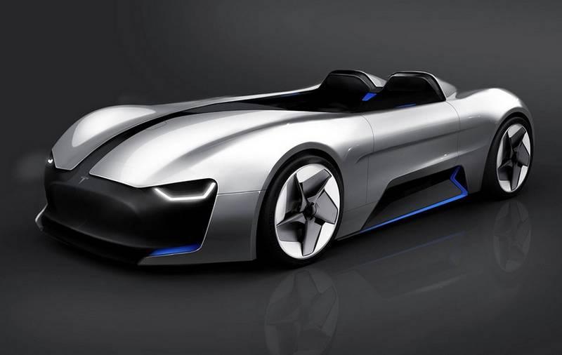 Tesla Roadster Y Concept | wordlessTech