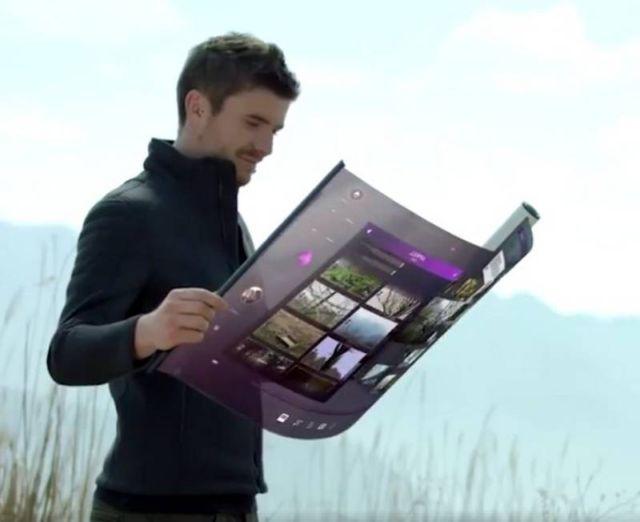 The future of screens