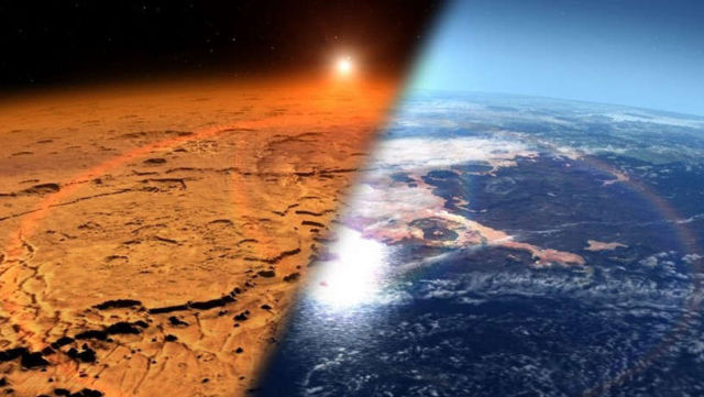 There's No Evidence of a Mars Civilization