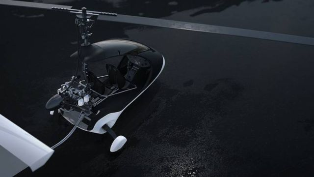 Twistair Two-Seater Tandem Gyro-Copter (9)